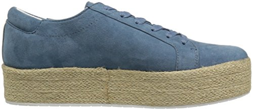 Kenneth Cole New York Femmes Allyson Plate-forme Lace Up Jute Wrap-techni-cole Sneaker Indigo
