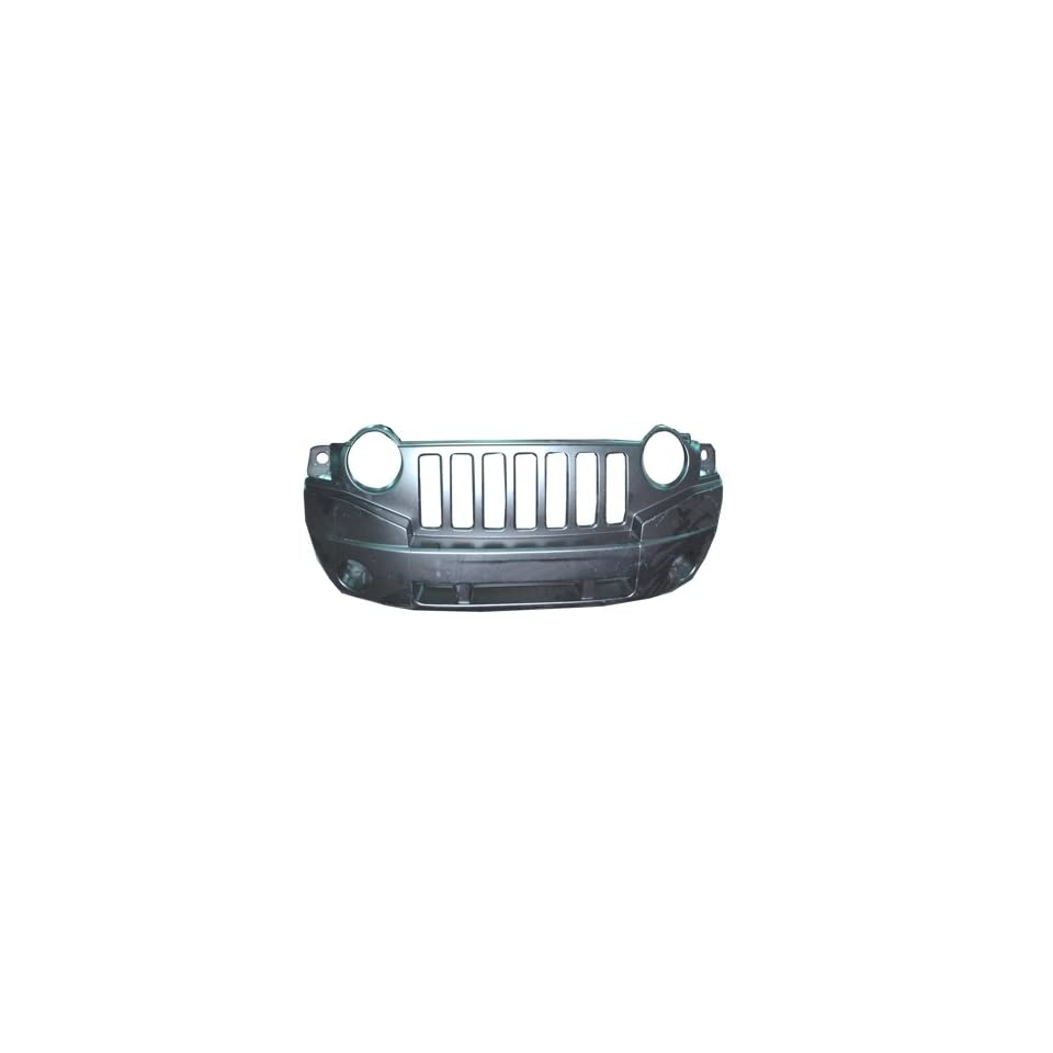 OE Replacement Jeep Compass Front Bumper Cover (Partslink Number CH1000905)