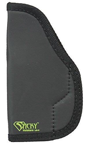 Sticky Holsters Lg-3 Large Lg-3, Black by Sticky Holsters