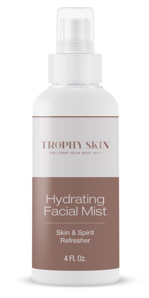Trophy Skin Facial Hydrating Mist, 4 Fl Oz