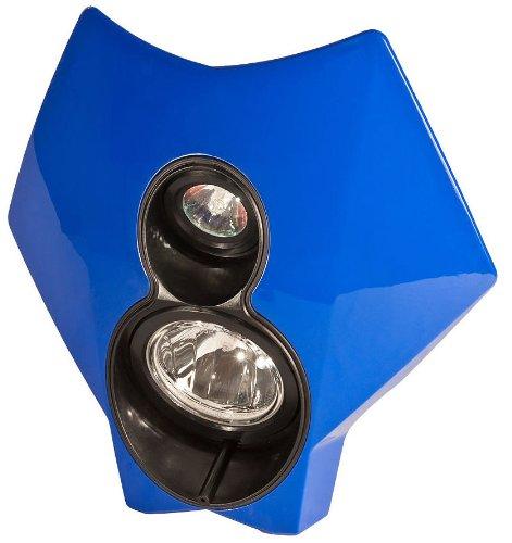 HEADLIGHT X2 HID-BLUE B0022XQNKE