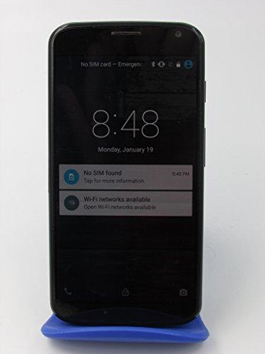 Motorola Moto X XT1060 16GB 4G LTE Verizon CDMA No-Contract Smartphone - Black (Motorola New Band Dual)