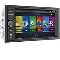 Soundstream VRN-64HB 2-DIN GPS/DVD/CD/MP3/AM/FM Receiver with 6.2 LCD/Bluetooth/ MobileLinkX2