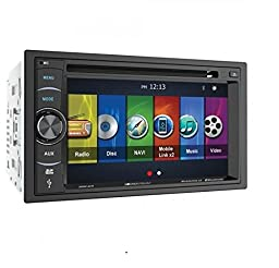 Soundstream VRN-64HB 2-DIN GPS/DVD/CD/MP3/AM/FM Receiver with 6.2\