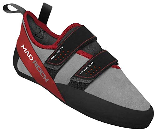 Mad Rock Drifter Climbing Shoe - Red Size 10.5