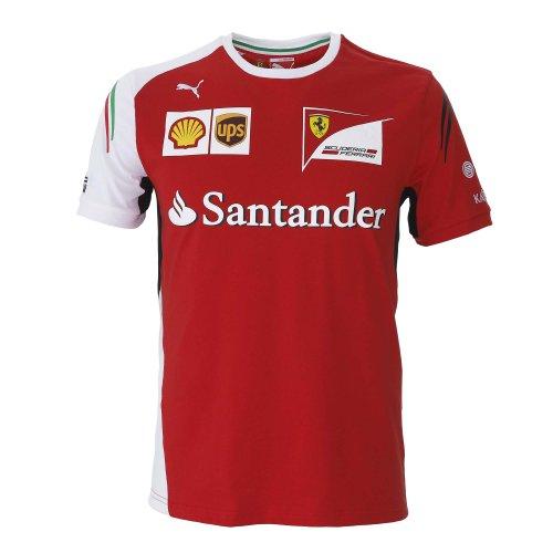 puma-mens-ferrari-scuderia-team-tee-x-large-red