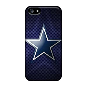 Iphone 5/5s Ley3146nzhG Custom Colorful Dallas Cowboys Series Excellent Cell-phone Hard Cover -JamieBratt