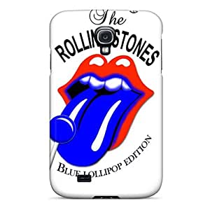 Shock Absorption Cell-phone Hard Cover For Samsung Galaxy S4 (uTX20305xhXi) Provide Private Custom High Resolution Rolling Stones Skin