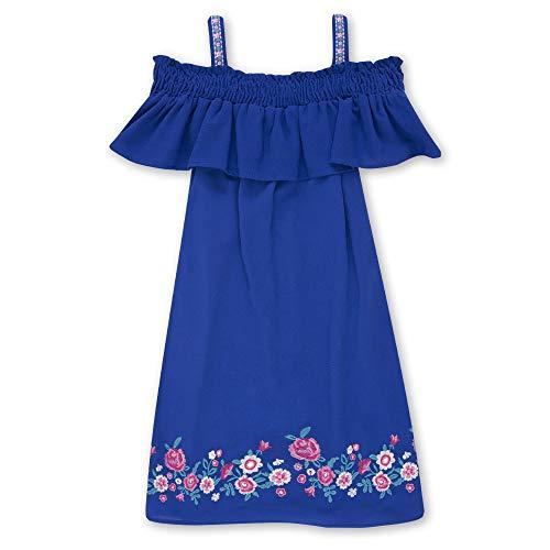Speechless Girls' Big 7-16 Off The Shoulder Dress