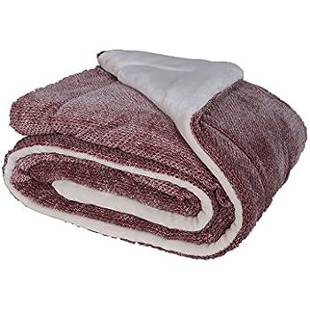 Amazon Com Brielle Flannel Comforter 100 Percent Cotton