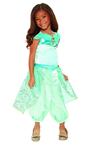 Princess Jasmine Costumes Girls (Disney Princess Heart Strong Jasmine Dress)
