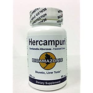 Hercampuri – Used for Liver Function – Somos Natura – 60 Capsulas