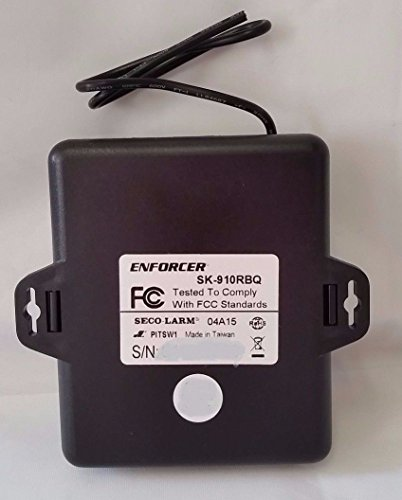 Seco-Larm Enforcer 1-Channel RF Receiver 5 Relay Output Functions SK-910RBQ /#asap.security