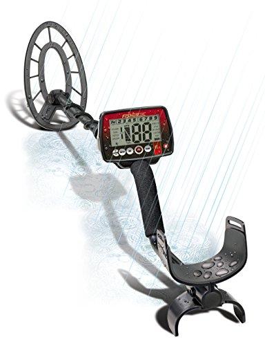 Fisher F44 Weatherproof All Purpose Metal Detector