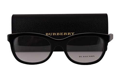 Burberry BE2213 Eyeglasses 51-20-140 Black 3001 BE - Frames Ophthalmic Burberry