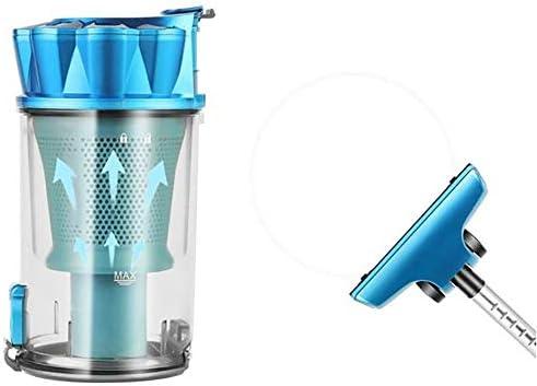 Aspirateur balai Aspirateur sans fil, 2 en 1 bâton Handheld Aspirateur, nettoyage léger vide, Nouveau télescopique Tube portable Putter ultra-silencieux