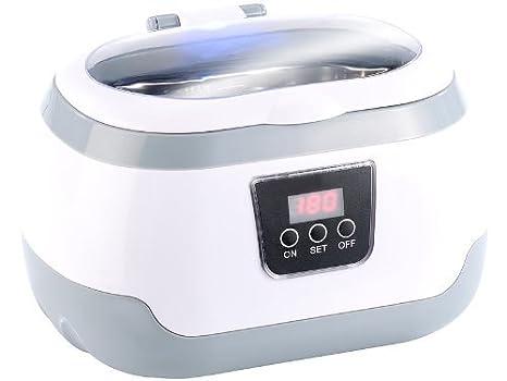 Lavatrice pulitore ad ultrasuoni per gioielli e orologi amazon