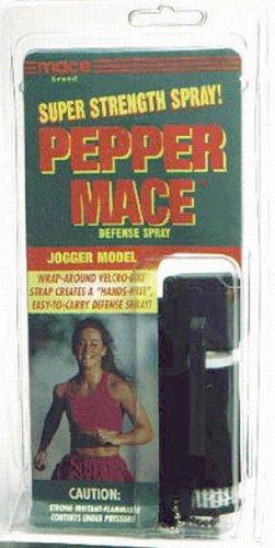 Mace Jogger Model (Mace Brand Pepper Mace Defense Spray- Jogger Model)