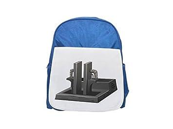 Fotomax Herramientas woodworker fusor impreso Kid s azul mochila, para mochilas, cute small