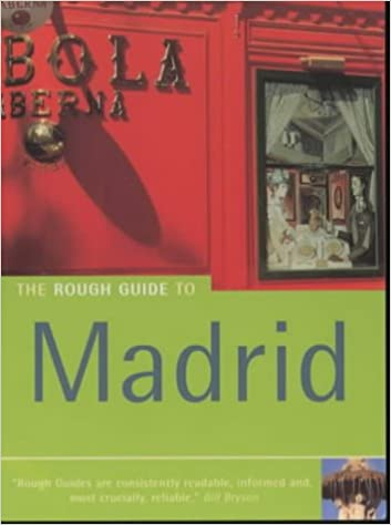Madrid Guide Book