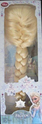Frozen Elsa Light-Up Wig - Disney Store Exclusive