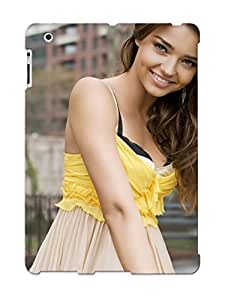 CFTEVXW762bAyzH Tpu Case Skin Protector For Ipad 2/3/4 Miranda Kerr With Nice Appearance For Lovers Gifts