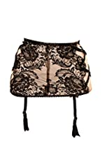 Agent Provocateur Women's Soiree Adelia Roll On Suspender S Black/Gold