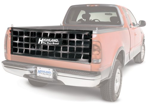 Highland (9500800) Black Truck Tailgate Net (Tailgate Cargo Net compare prices)
