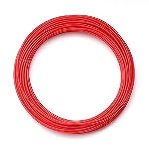 Amazon.com: W-Shufang,3D 2PCS 10M ABS 1.75mm Filament ...