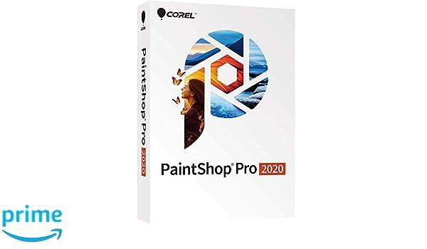 Amazon com: Corel PaintShop Pro 2020 - Photo Editing and