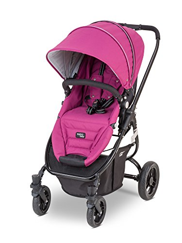 Valco Baby Snap Ultra Lightweight Reversible Stroller (Mulberry Wine)