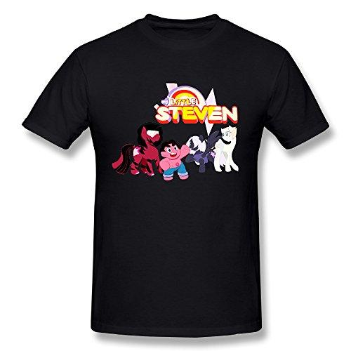 Steven Universe Belly Button Gem T-Shirt (Dame Edna Costumes)
