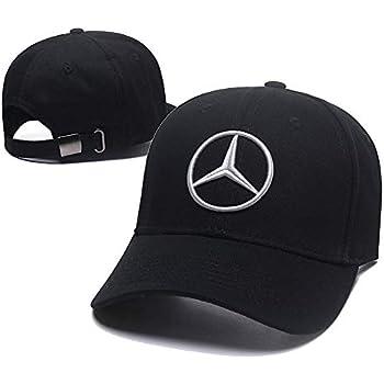 ffomo Bearfire Motor Hat F1 Formula Racing Baseball Hat (Mercedes Benz)