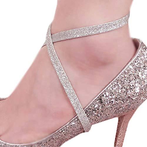 donna per antiscivolo B08 Accessori scarpe scarpe Cinture Tacchi da scarpe Paradise Accessori per Wukong per alti w1SqgYx