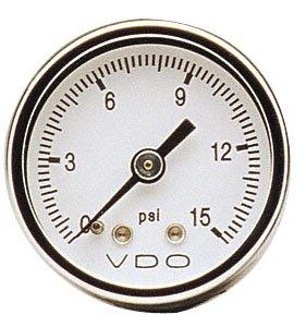 VDO 153002 Pressure Gauge - Vdo Pressure Gauge