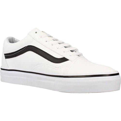 Vans Damen Laufschuhe, Farbe Weiß, Marke, Modell Damen Laufschuhe UA Old Skool Weiß Weiß