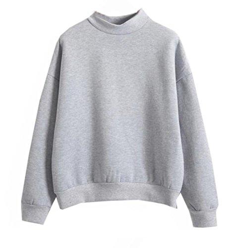 Embroidered Winter Sweatshirt - 5