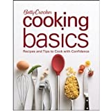 img - for Betty Crocker Cooking Basics: Recipes and Tips to Cook with Confidence (Betty Crocker Books) [Hardcover-spiral] book / textbook / text book