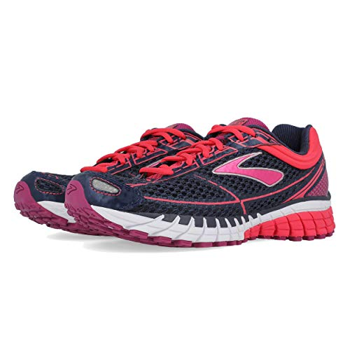 Laufschuhe 4 38 Blue EU Brooks Pink Damen Aduro zn4tA