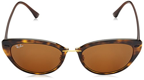 Brown Ray RB 4250 Marrón Shiny Dark Sonnenbrille Ban Havana 88qxvwPO1