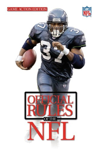 2006 Official Playing Rules Of The National Football League  Official Rules Of The Nfl