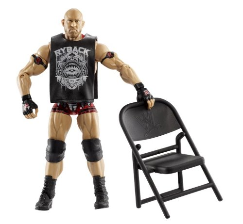 WWE Elite Collection Series #24 Ryback Action Figure
