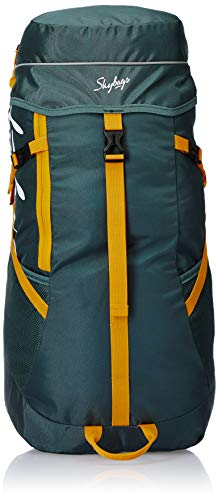 Skybags Sonic 49 Ltrs Green Rucksack (Sonic)