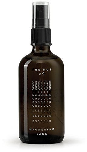 The Nue Co. - All Natural Magnesium Ease Stress + Tension Relief (3.38 oz / 100 ml)