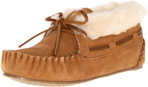 Minnetonka Charley Bootie (Toddler/Little Kid/Big Kid),Cinnamon,8 M US - Kids Minnetonka