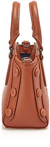 9y099999 Cm 75b00545 Marrone Mujer Jeans X L O 18x13x9 leather Bandolera Ne Para w Bolso H On T Trussardi wFy8fEq8