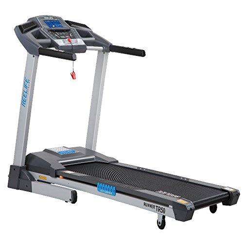REELIFE Fitness RUNNER TR50 Folding Treadmill