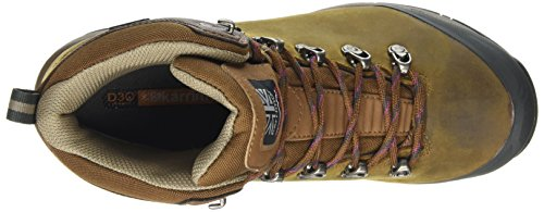 Randonnée Karrimor Weathertite Chaussures Ladies Cheetah KSB Marron Ch Brown Hautes de Femme wwaCqF0Z