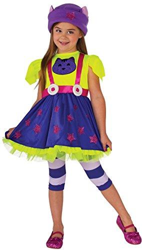 Rubie's Costume Little Charmers Hazel Child Costume, X-Small (White Cat Costume For Kids)