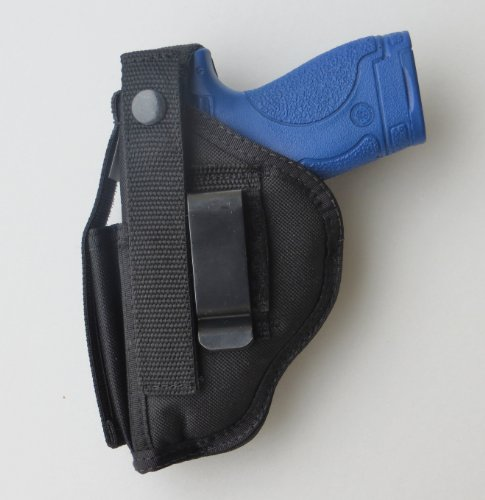 Holster for S&W M&P 22 Compact with Built-in Magazine Pouch